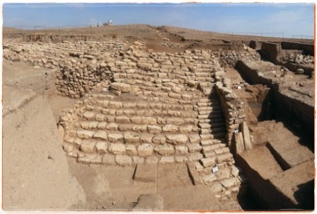 comorile mesopotamiei capitala la urskesh excavatie